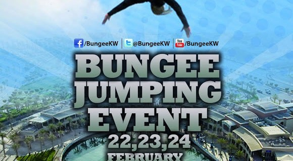 Bungee Jumping Event At Marina Crescent