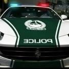 Dubai Police Ferrari FF and Chevrolet Camaro