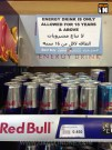 Warning Labels for Energy Drinks in Kuwait