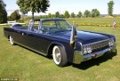 JFK Lincoln Continental Goes to Auction For $150,000