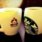 Starbucks Plans To Open Its First Tea Bar