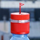 Vittel Refresh Cap: Reminds You To Stay Hydrated