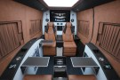Brabus Upgrades Mercedes-Benz Sprinter Into Business Lounge