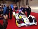 British Police Unveils Formula 1 Inspired Squad Car
