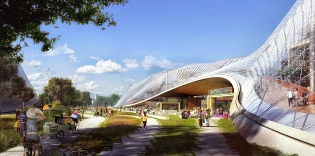 Google New Campus
