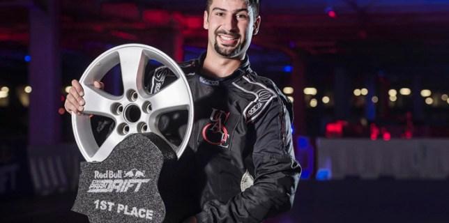 2015 Red Bull Car Park Drift Winner Ahmed Daham