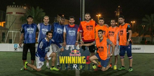 Red Bull Winning 2015 Kuwait