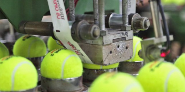 Wilson Tennis Ball Factory In China