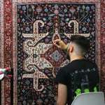 Hand-Painted Persian Carpets By Jason Seife