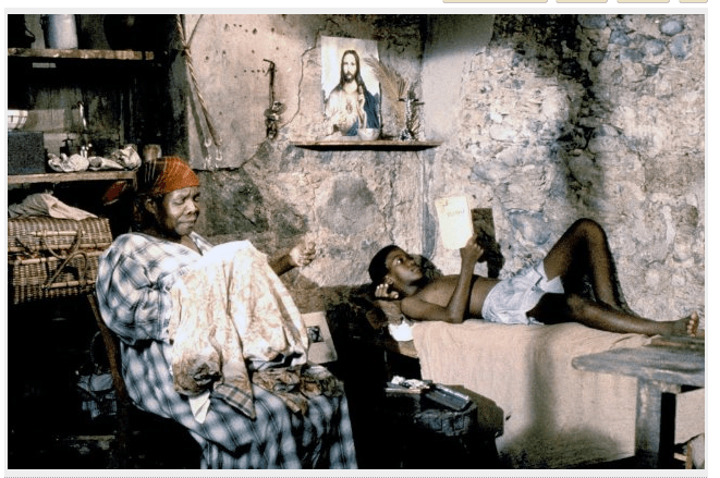 sugar cane alley Sugar cane alley seems to grow so directly out of old memories that it's a surprise to discover that the director based it on a novel it feels so real we assume he based it on her own life the film tells the story of a young orphan who was born on the french-speaking island of martinique in 1920 .