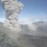 Turrialba Volcano Made Two New Eruptions Monday Morning; Two Sunday Night