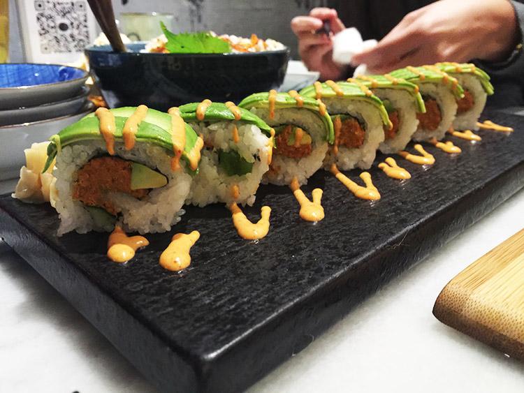 Raki Qingdao sushi restaurant 3