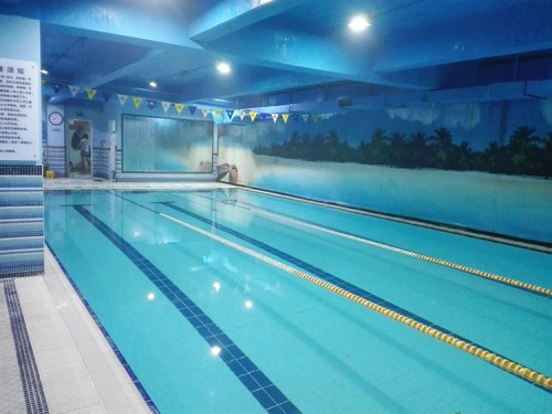 1 Yinhai Swimming Pool Qingdao