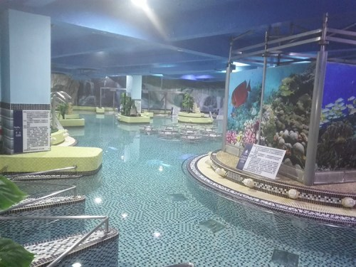 2 Yinhai Swimming Pool Qingdao