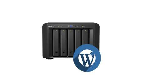 instalar wordpress en synology