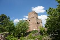 Les trois Châteaux d'Eguisheim