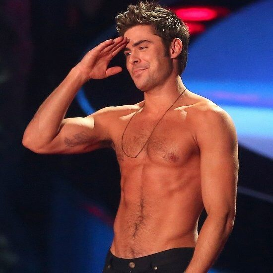 What is the likelihood Zac Efron used steroids to get jacked for the     Notice the sculpted and lean torso and  swimmer like  shoulders  muscular  yes  but very natural looking and human  Very low body fat yet no signs of  overt