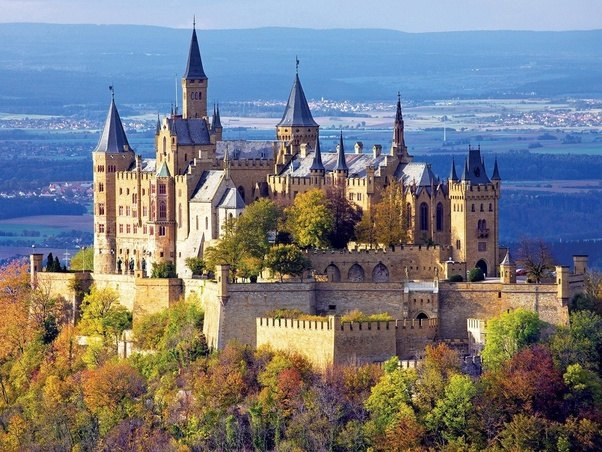 What is Germany famous for    Quora Hohenzollern Castle  Bisingen  Germany