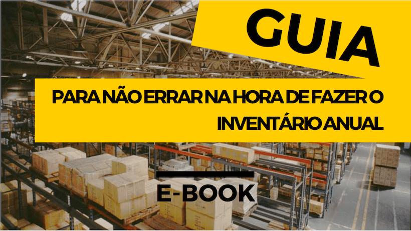 eBOOK GUIA PARA FAZER INVENTARIO
