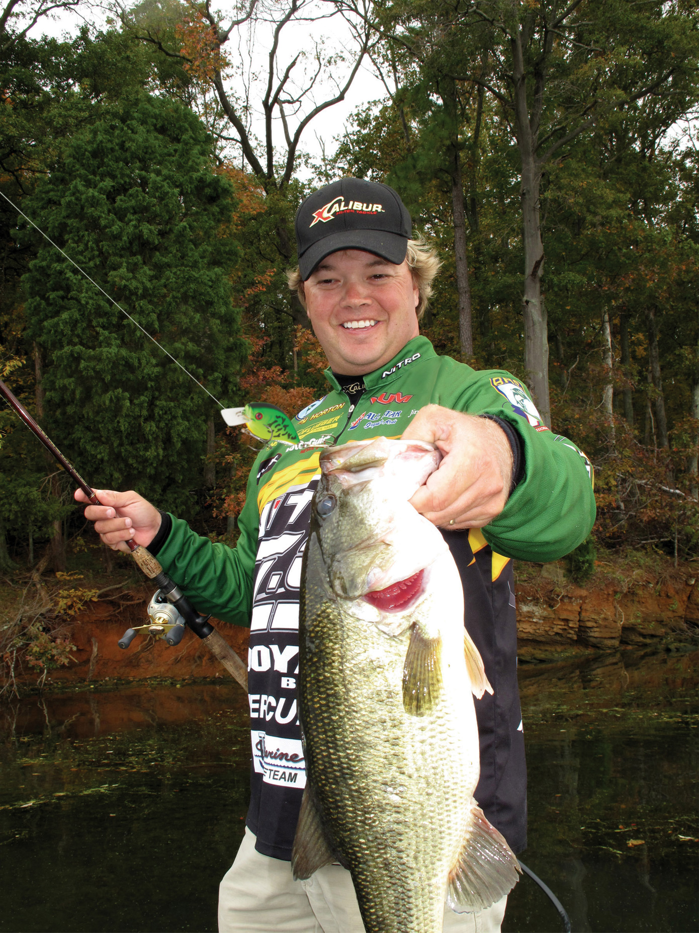 2015 timmy horton high school bass anglers challenge for Tim horton fishing
