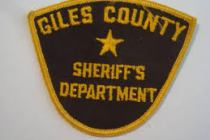 giles county sheriff