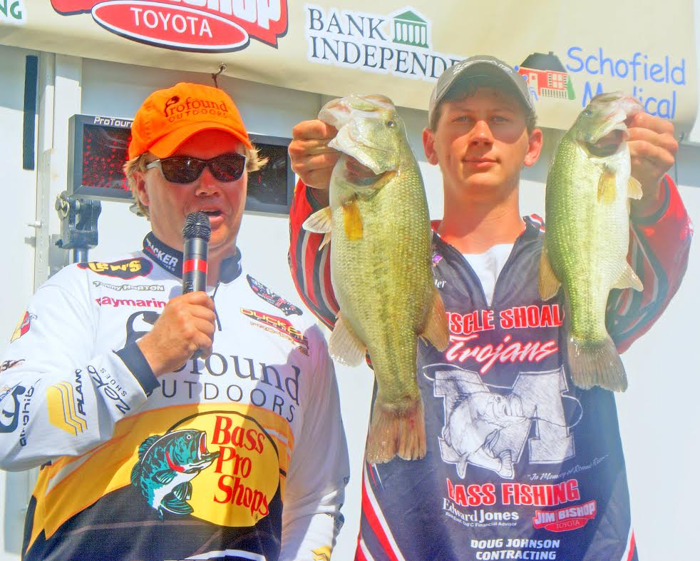 Students can fish and win college money for Tim horton fishing