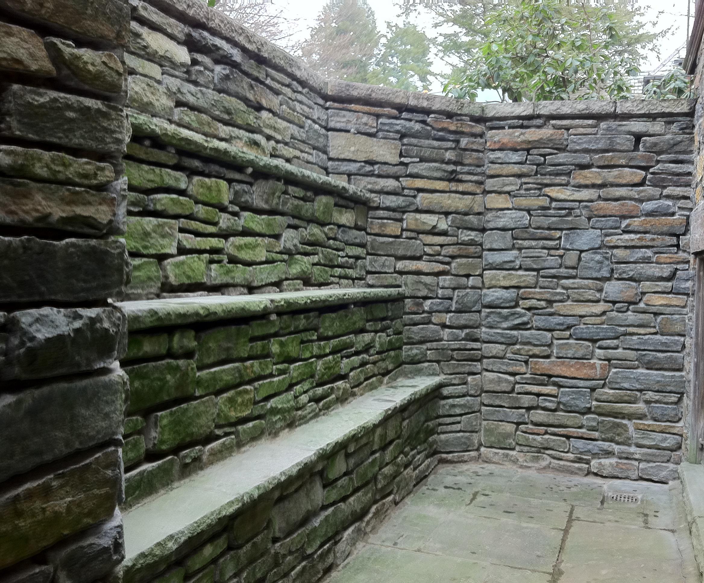 Restored Stone Work Buffalo NY