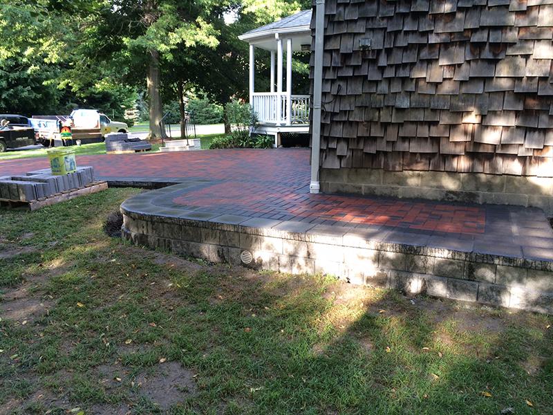 custom brick paving buffalo ny