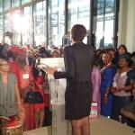 Sommet Mondial des Femmes 2014 au Centre Pompidou