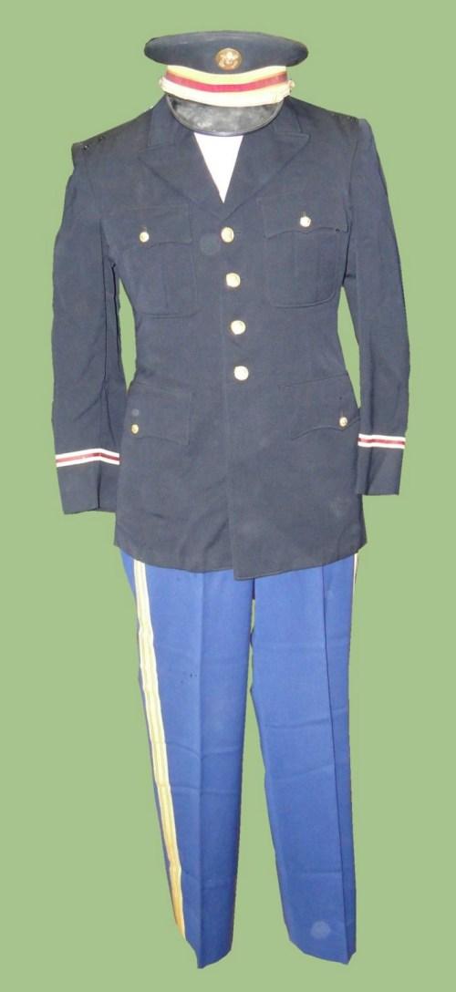 Medium Of Military Dress Uniform