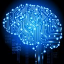 Brain Circuit Board, Artificial Intelligence