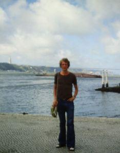 Lisboa am Hafen 1980
