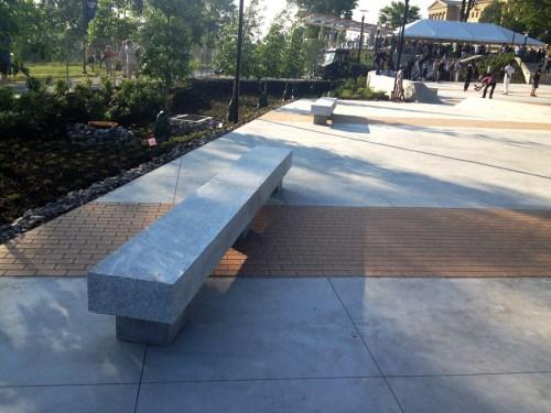 bench-upclose