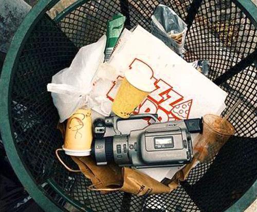 vx trash