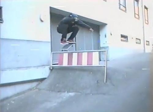 benny kickflip