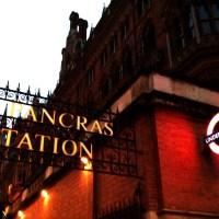 As estações de trem de Londres