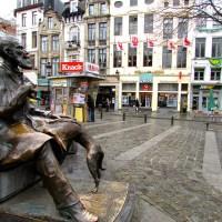 Grand Place, ruas e o Cinquantanaire!