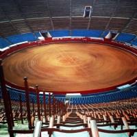Estádios, Olímpico e Azteca e a Plaza de Toros