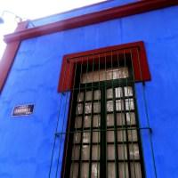 Museu Frida Kahlo, la casa azul
