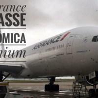 Air France -  A Classe Econômica Premium