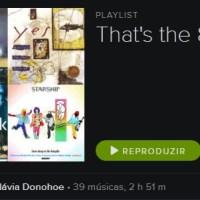 The 80's e the Goldbergs (playlist 04/2017)