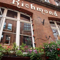 Richmond Tea Rooms em Manchester