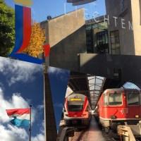 Preparativos e roteiro Suíça, Luxemburgo e Liechtenstein