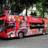 Pelas ruas da Cidade do México