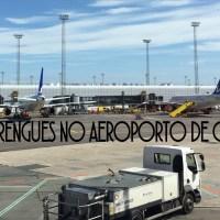 Perrengues no aeroporto de Oslo