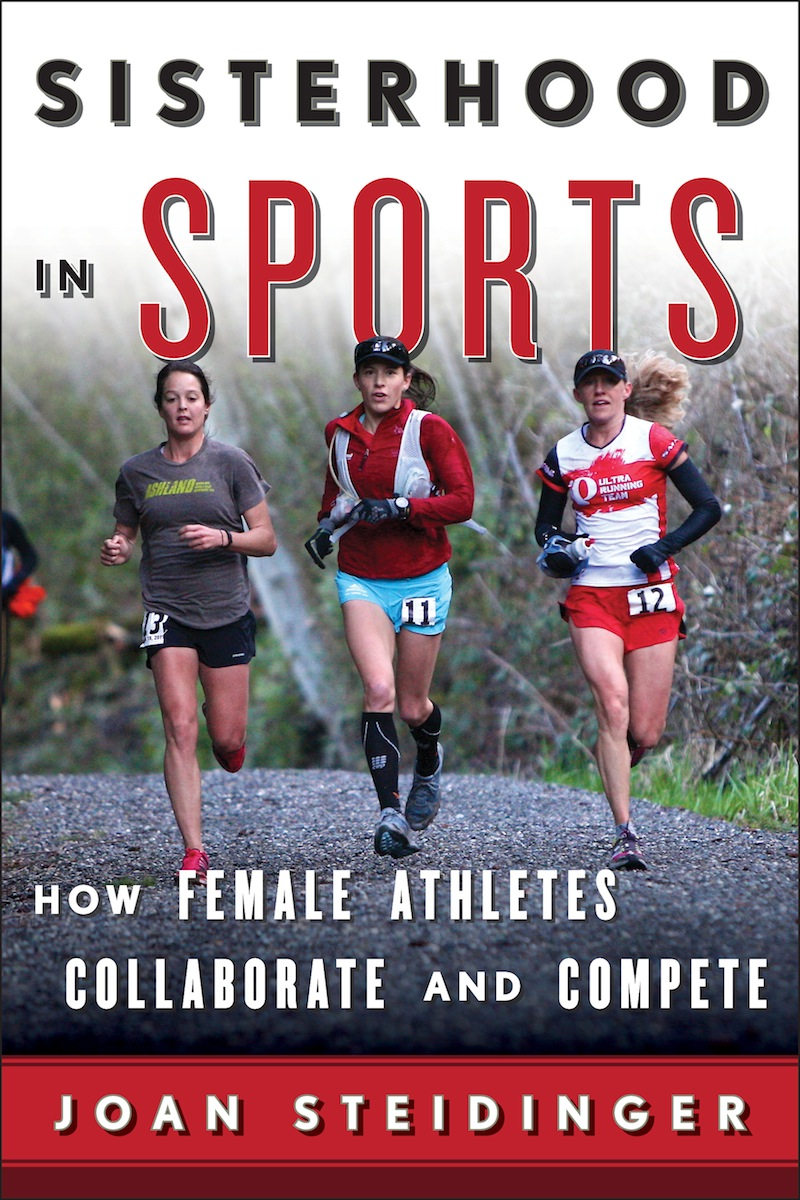 Book Cover Sisterhood In Sports
