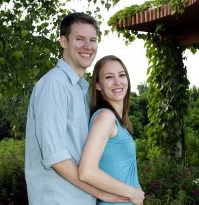 Zack and Heidi Photo 2013
