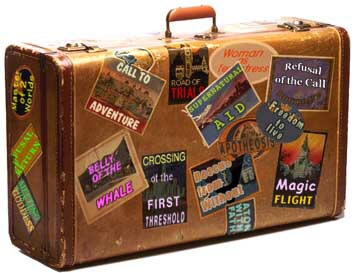 image of travel suitcase