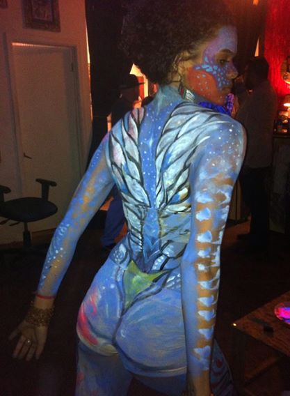 Bodypainting 1