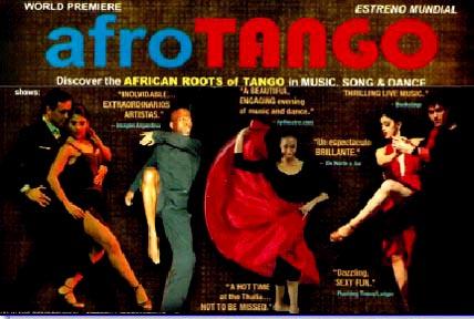 Afro Tango Thalia